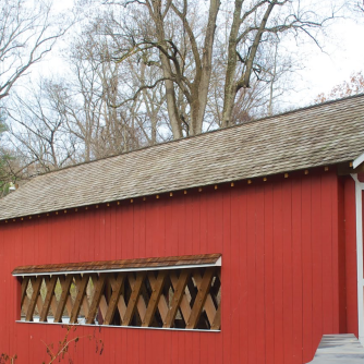 Hockessin Covered Bridge